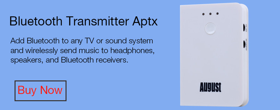 Bluetotoh Audio Transmitter