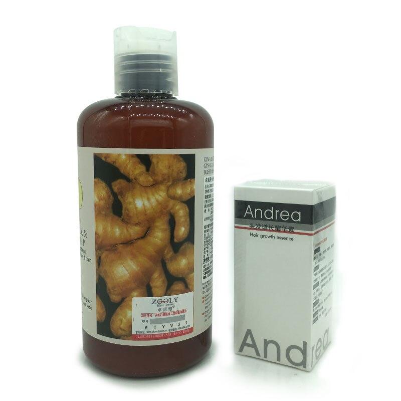 400ml chinese shampoo alopecia professional ginger hair ...