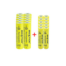 10pcs AA 2000mAh Ni-MH Rechargeable Batteries + 10pcs AAA 1000mAh Rechargeable Batteries 10pcs mn3005