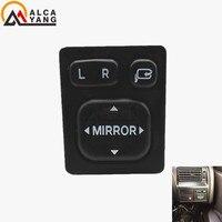 84872 52040 Rear View Power Mirror Switch Folding Power Mirror Switch For Toyota Rav4 Vios Camry