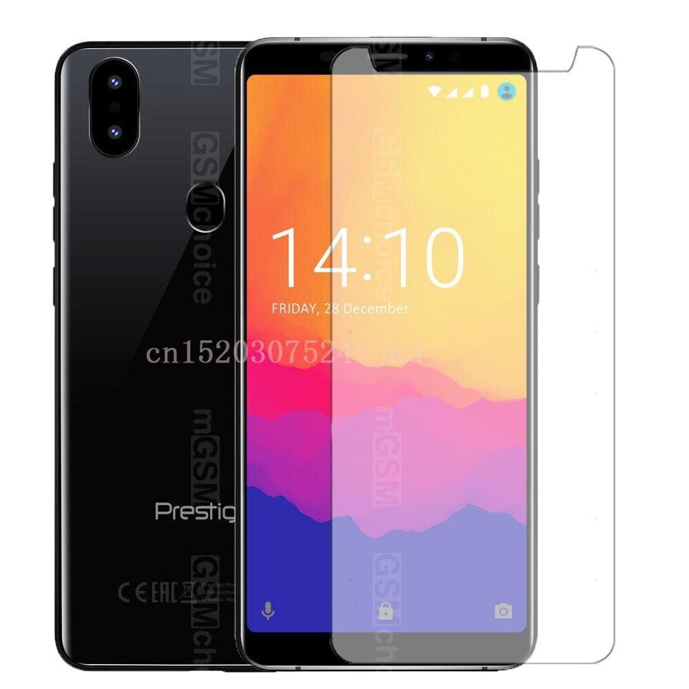 Купить 9 H 2.5D закаленное Стекло для PRESTIGIO GRACE V7 LTE Экран протектор крышка смартфона пленка для Prestigio X Pro на Алиэкспресс