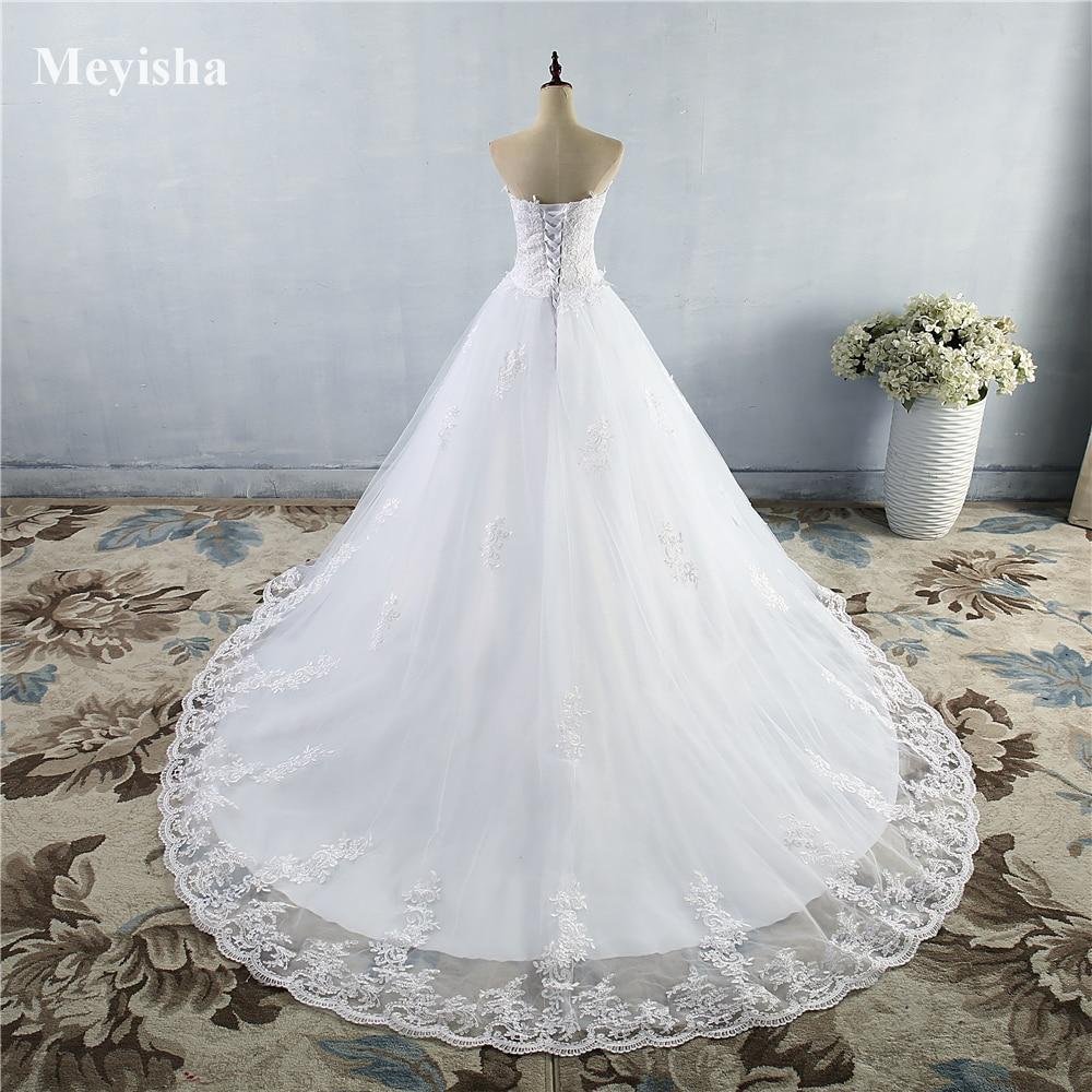 Ruffles Wedding Dress Bridal Gown High Low Size 6 8 10 12 14 16 18 20 22 24 26+