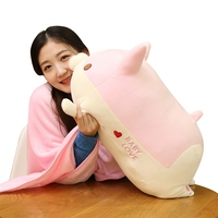 1pc Cute Corgi Dog Plush Toy Stuffed Soft Animal Cartoon Pillow Lovely Christmas Gift for Kids Kawaii Valentine Present