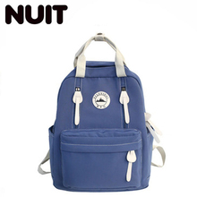 Women Waterproof Nylon Luxury Backpack Bagpack Female Designers Backpacks For Teenagers Girls Schoolbags Bookbag