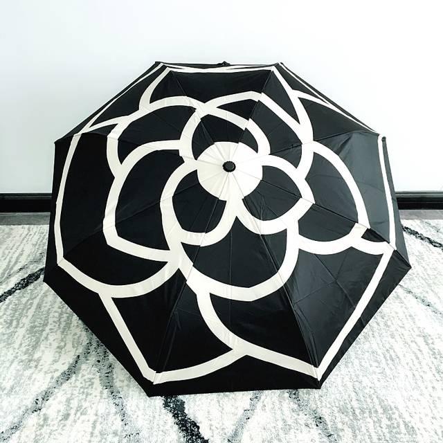 5f1fc2a18a33 US $20.39 49% OFF PALONY Flowers Umbrella Rain Women Windproof Ultralight  Sun Rain Automatic Folding Umbrellas Lady Umbrella paraso-in Umbrellas from  ...