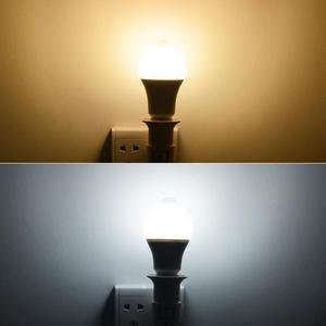 Image 5 - 12W 18W Motion Sensor LED Bulb Lamp For Stair Corridor 110V 220V Aisle Doorway Infrared Induction LED Night Light Sensor Lamp