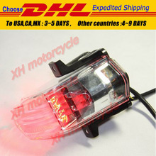 motorcycle partsLED Tail Brake Light for 2004 2005 2006 2007 2008 APRILIA RSV1000 RSV4R Clear