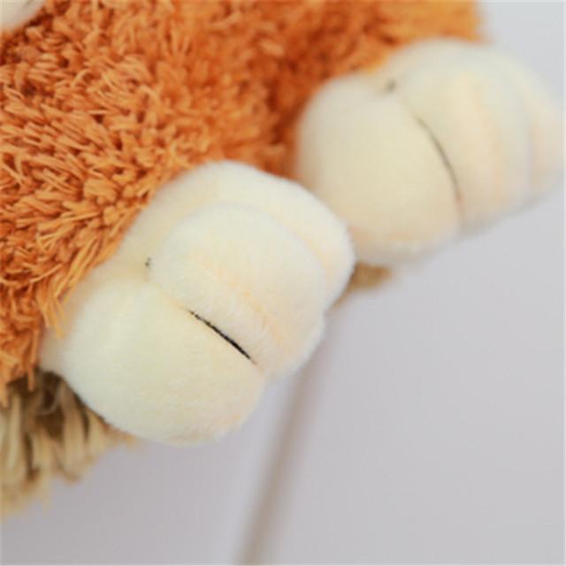30CM Hedgehog Cartoon Doll Plush Toy Doll Pillow Cute Dolls Women&Kids Gift