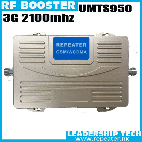 Free Shipping Wholesale WCDMA950 W-CDMA UMTS 2100mhz 3G 2100MHZ TD-SCDMA HSDPA Mobile/cell Phone Signal Repeater Booster