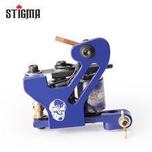Stigma High Quality 2018 New Professional Tattoo Guns Relief machine Liner And Shader Supply M8718