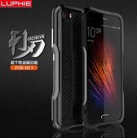 For Xiaomi Mi5 Luphie Slim Metal Phone Bumper Case For Xiaomi Mi 5 Aluminum Bumper Frame