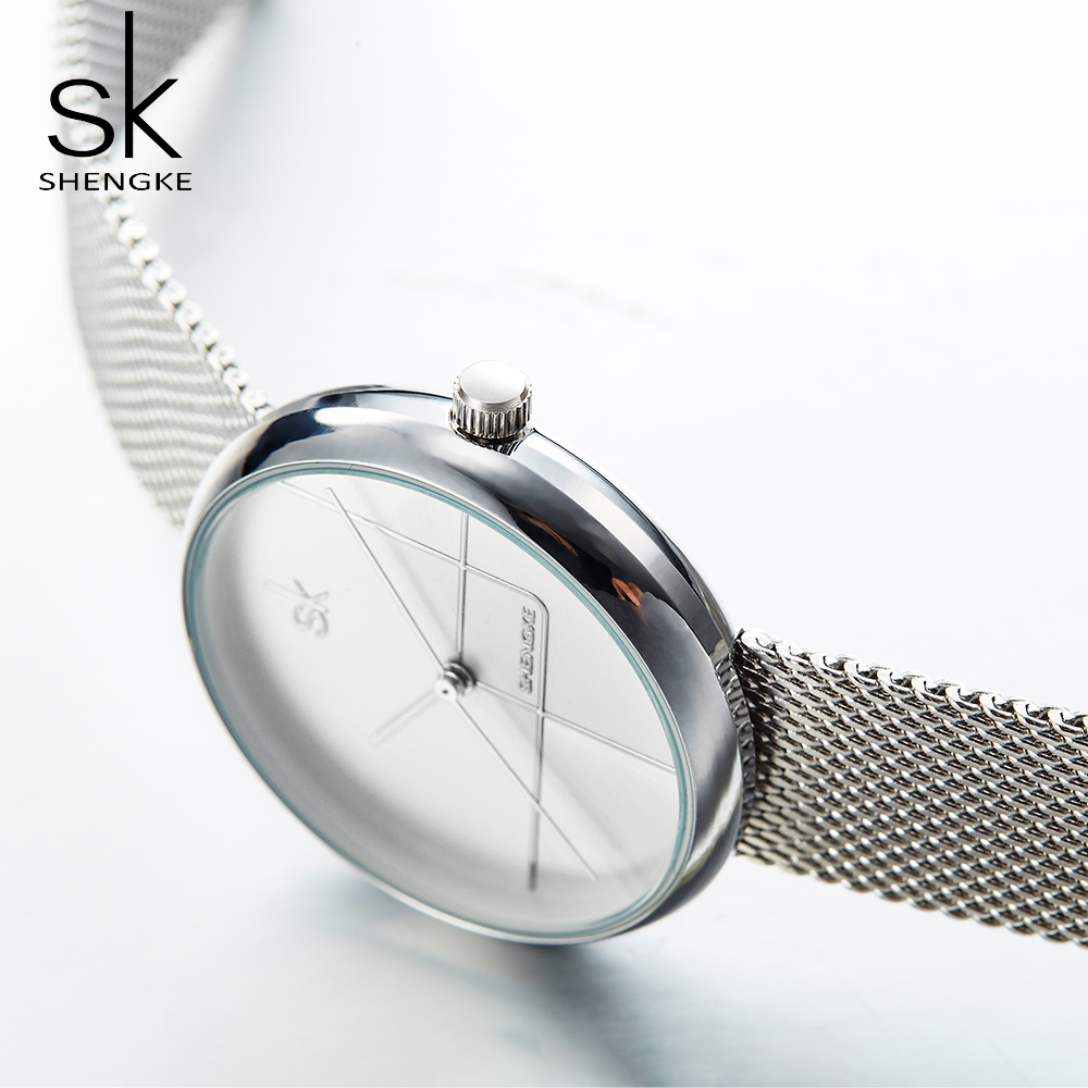 Sk Creative Luxury Women's Bracelet Watch 2