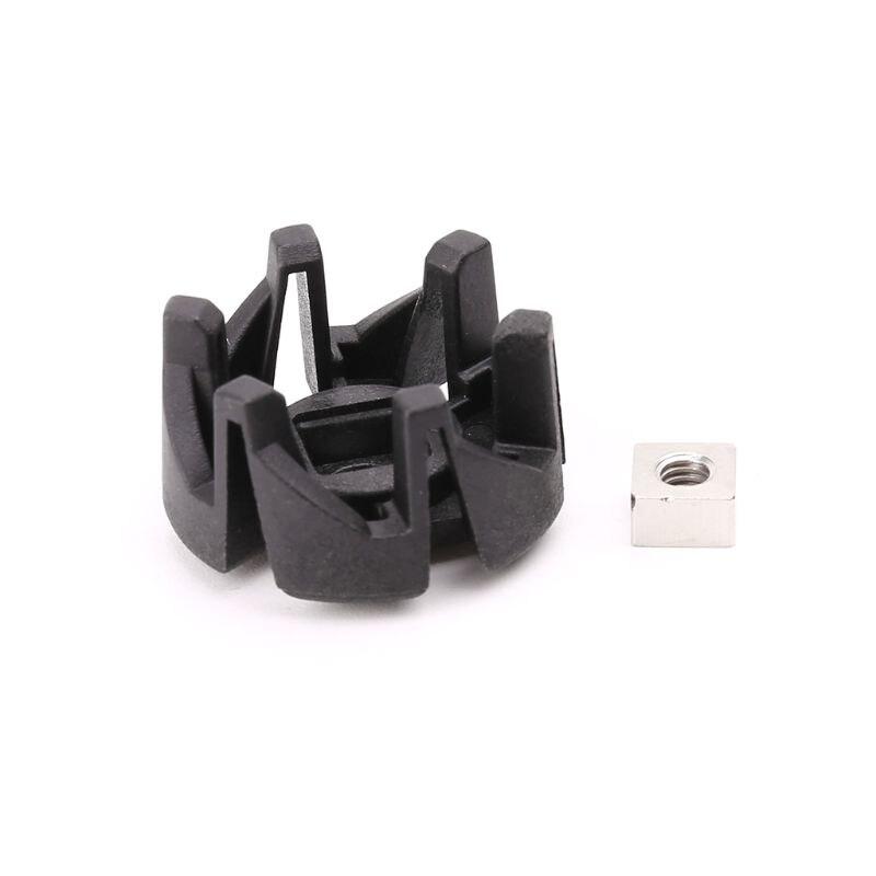 Plastic Shaft Blade Foot Seat Blender Parts For HR2003 HR2004 HR2006 HR2024 HR2027 Blender Replacement Kitchen Appliance Parts