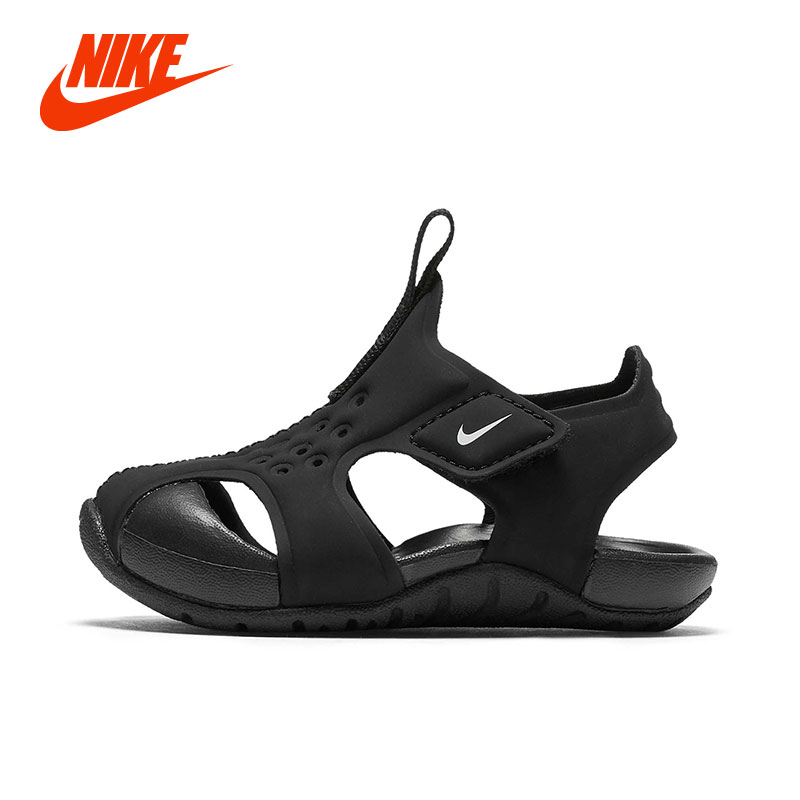 múltiples colores Precio 50% profesional NIKE SUNRAY PROTECT 2 (TD) Baby Kids Sandals Summer Outdoor ...