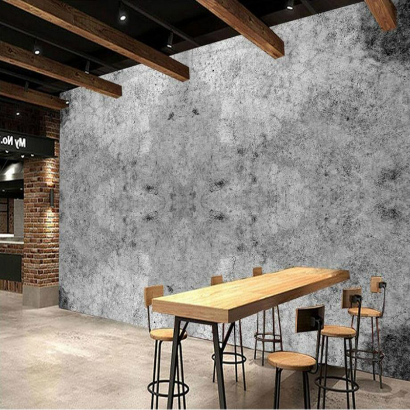3d Wallpaper for Walls Home Improvement Modern Wallpaper Nostalgic Retro Industrial Wall of Concrete Wall Paper Murals home decoration 3d bathroom wallpaper retro nostalgic wood love wallpapers for living room 3d wall murals page 9