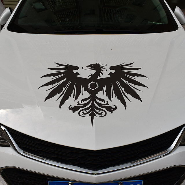 Phoenix Car Stickers
