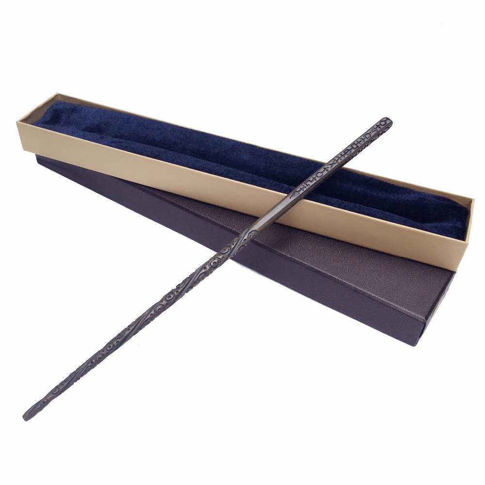 New Metal Core Sirius Black Magic Wand/ Harry Magical Wand/ High Quality Gift Box Packing