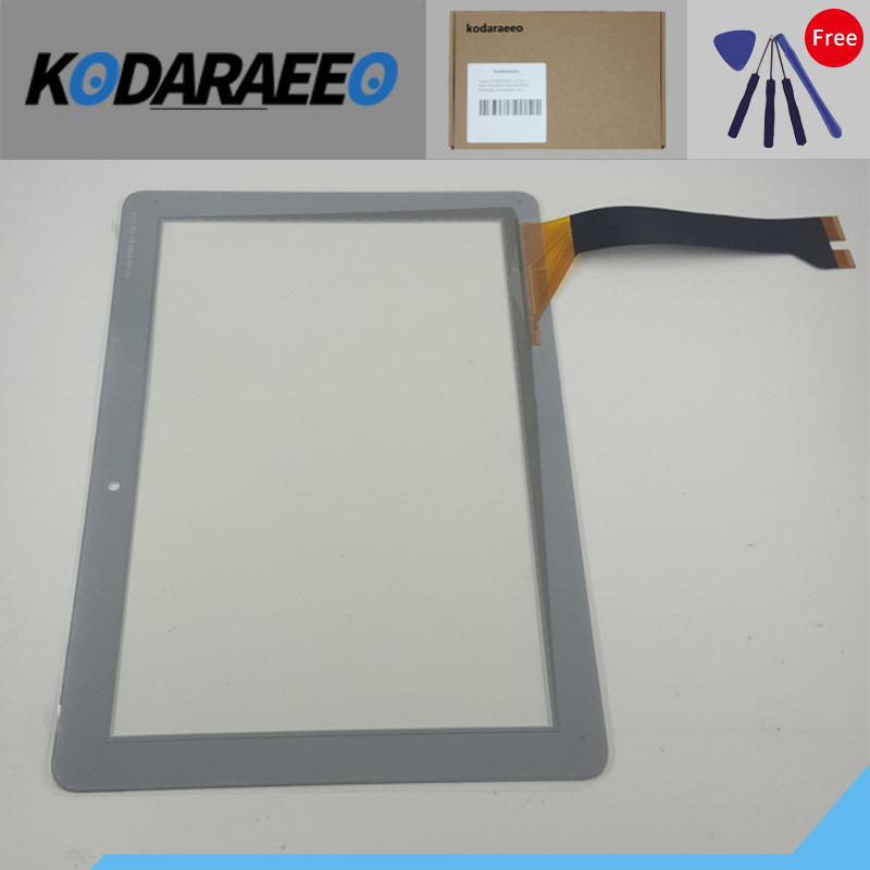 kodaraeeo Touch Screen Digitizer Glass Panel For Asus Memo Pad 10 ME102 ME102A K00F V2.0 V3.0 Replacement Part asus me102 touchscreen black white touch screen panel glass digitizer lens repair for asus memo pad 10 me102 me102a touch panel