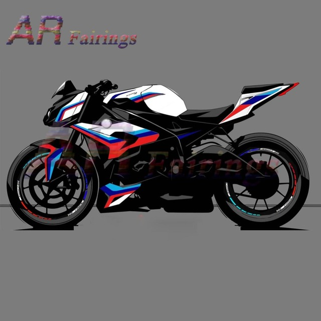 For Bmw S1000r 2016 Free Customized Motorcycle Molding Injection Bodywork Fairing Kit Cowling Abs Plastic S1000 R New Style