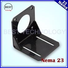 NEMA 23 57 Steppr аксессуары для мотора кронштейн поддержка полки крепление L кронштейн Nema23 держатель мотора кронштейн шагового двигателя