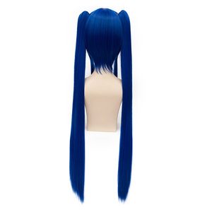 Image 2 - L mail parrucca FAIRY TAIL Parrucche di Cosplay Natsu Dragneel Wendy Marvell Lucy Heartfilia Erza Scarlet Parrucca Sintetica Cosplay Parrucca