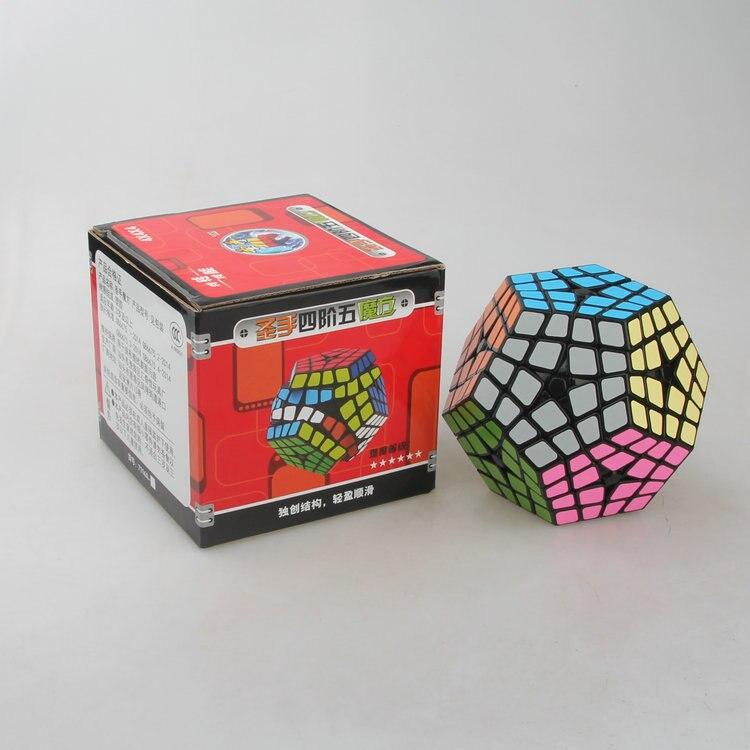 SHENGSHOU maître Kilominx Megaminx Cube magique Puzzle jouets éducatifs