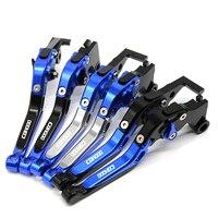 CNC Motorcycle Brake Levers Adjustable Folding Extensible Clutch For Honda VFR750 1991 1997 VFR800 F2002 2016