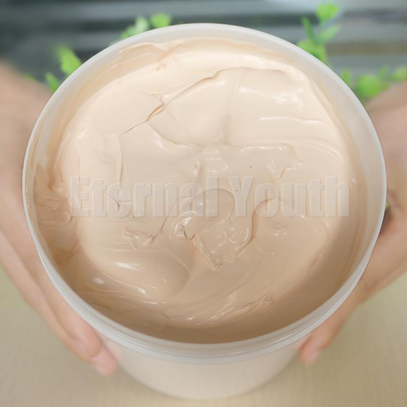 1kg Nude Makeup Foundation Base Skin Color BB CC Cream Long-lasting Concealer Natural Color Beauty Salon Equipment OEM штатив unlim un 3206