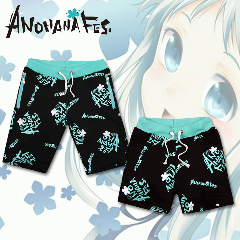 Did not smell of flower lovers shorts The flower leisure beach pants pants, shorts in boys and girls beach pants