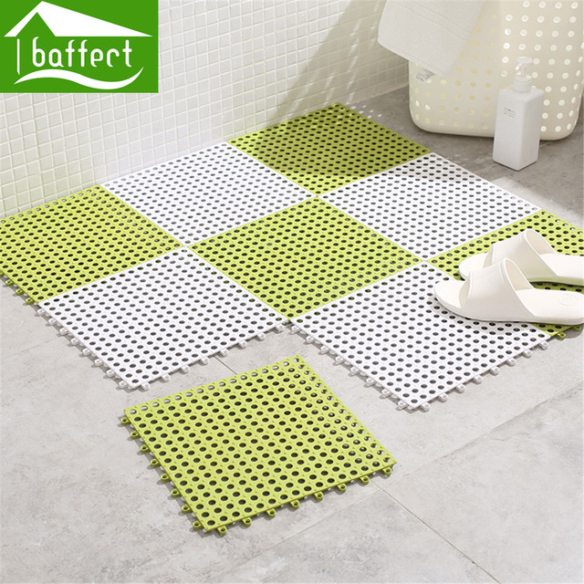 diy splice tapis de douche antid rapant salle de bains baignoire mosa que splice puzzle pad. Black Bedroom Furniture Sets. Home Design Ideas