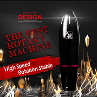 Newest Tattoo Rotary Pen Professional Permanent Makeup Machine Tattoo Studio Supplies