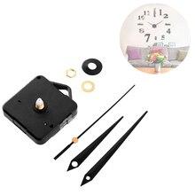 Часовой механизм DIY бесшумные Классические кварцевые часы настенные часы механизм детали Ремонт Замена необходимые инструменты