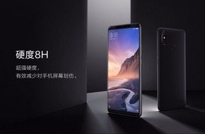 Image 4 - Orijinal Xiao mi mi Max 3 Xiao mi Max3 kapak çevirin Akıllı PU deri Telefon kılıfı 3 pro/temperli cam koruyucu ekran filmi