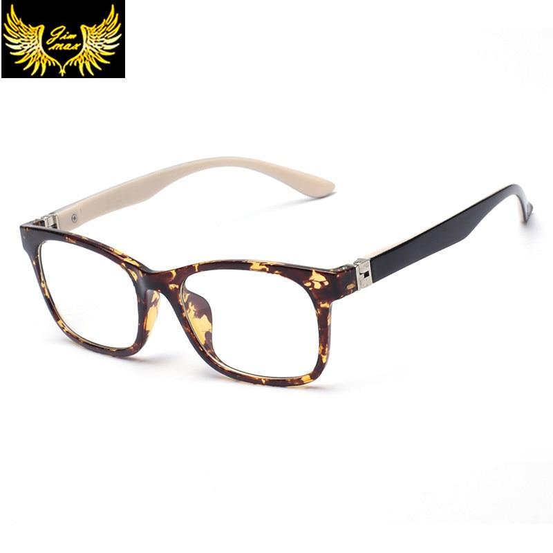 neue Unisex PC Brillen Mode optische Rahmen Vollrand Brillen 180 Grad - Bekleidungszubehör