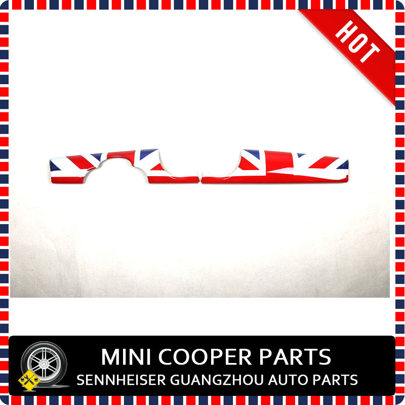 Brand New ABS Material UV Protected Union Jack Style Dashboard Cover For mini cooper R55 R56 R57 R58 R59