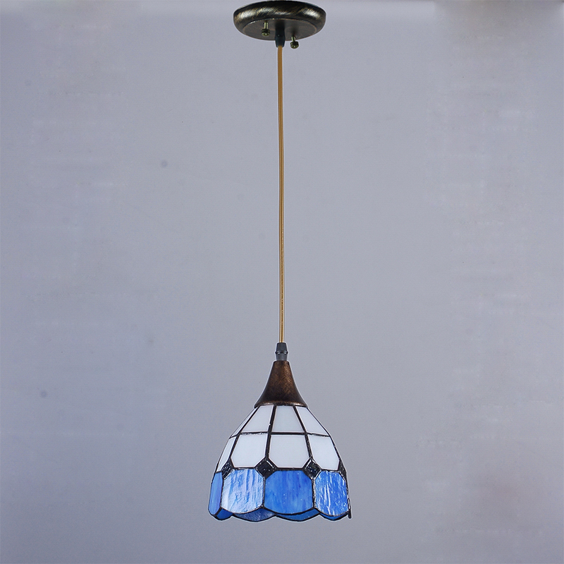 Tiffany The restaurant in front of the hotel pendant lights cafe bar small aisle entrance hall creative pendant lamps ZA DF71 tiffany the restaurant in front of the hotel pendant lights cafe bar small aisle entrance hall creative pendant lamps za df71