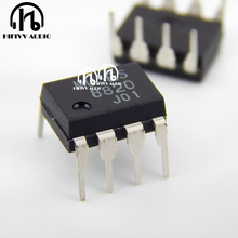 Hifi Audio Muses 8820 Japan Fever Double Channel Operational Amplifier Muses8820 IC Chip OP AMP