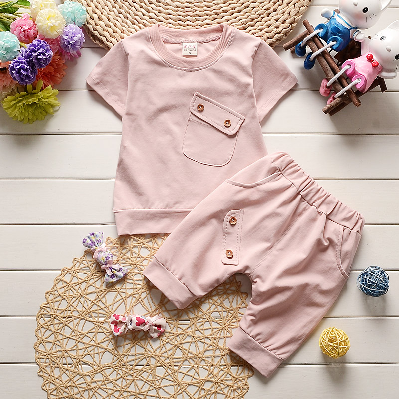 New-2017-Summer-Baby-Boys-Girls-Clothes-Sets-Casual-Style-Infant-Cotton-Suits-Sports-T-ShirtPants-2-Piece-Kids-Children-Suits-3