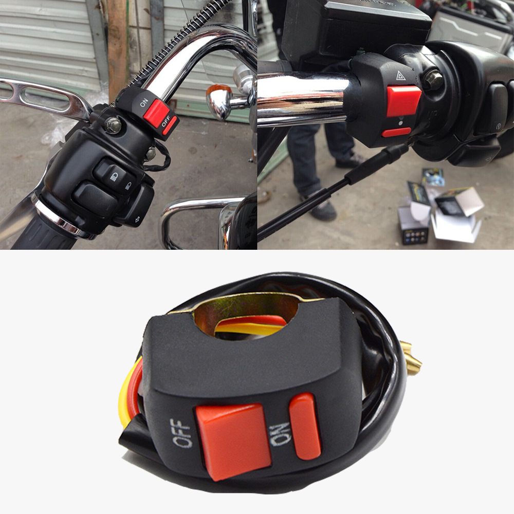 Motorcycle Handlebar Switch On Off Button 12v Headlamp For Ktm 200 250 390 690 990 Duke Rc Smc Smcr In Switches From Automobiles Double Light Wiring Diagram