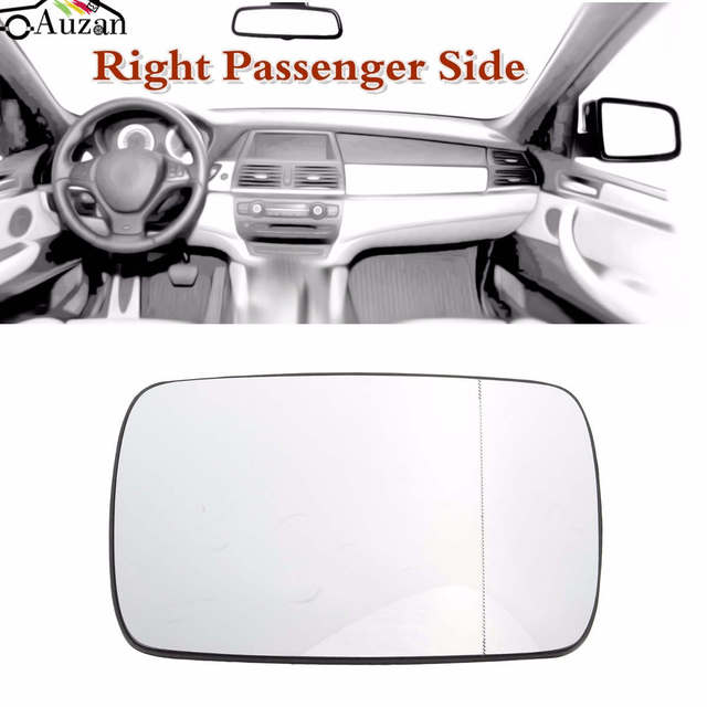 New Heated Mirror right Driver Side Door Glass Plate For BMW E46 98-05 Saloon  sc 1 st  AliExpress.com & New Heated Mirror right Driver Side Door Glass Plate For BMW E46 98 ...