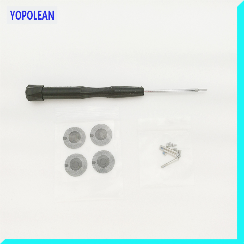 For Macbook Pro A1278 A1286 A1297 Rubber Feet Bottom With Screws Screwdriver Computer & Office
