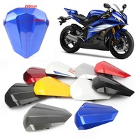 YZF R6 2006 2007 Rear Pillion Passenger Cowl Seat Back Cover GZYF Motorcycle Spare Parts For Yamaha 2006 2007 ABS plastic