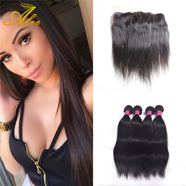 Crochet braids russian hair weave bundles with lace frontal crochet braids russian hair weave bundles with lace frontal closure russian virgin hair straight human hair pmusecretfo Image collections