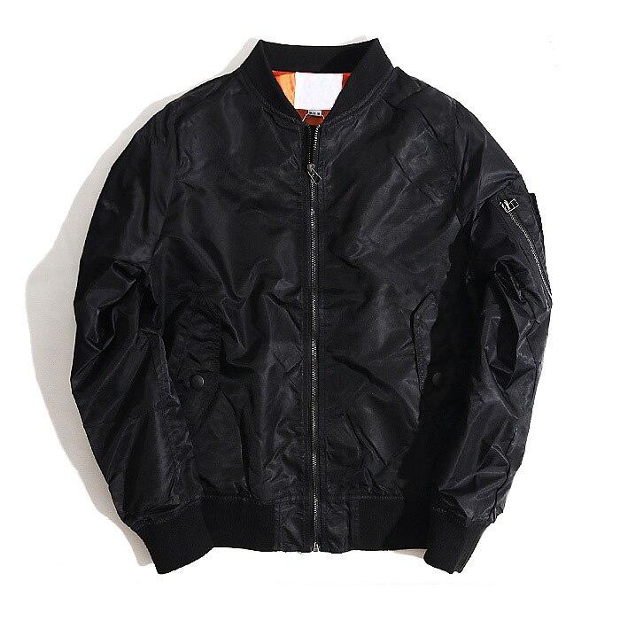 Marchio di moda 2018 autunno e inverno MACCHINE 1 giacca pilota uomini e donne