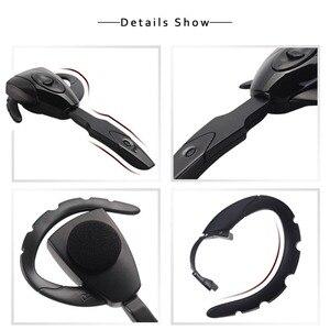 Image 5 - 新ミニスポーツのbluetooth 4.1ワイヤレスヘッドセットとハンズフリー耳フックイヤホンmic PS3ゲームコンソール