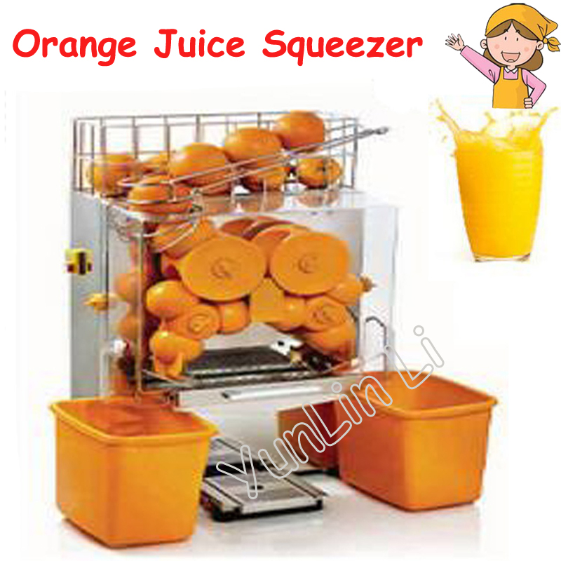 Orange Juicer For Orange Juice ~ Orange juice squeezer commercial juicer electric