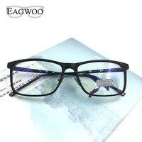 EAGWOO שפה מלאה משקפיים מחשב משקפיים רגילים משקפיים אנטי ריי הכחול לעבודה במחשב שימוש MF-6046