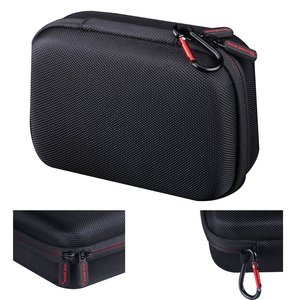 Image 5 - Smatree étui de transport de voyage de stockage de protection antichoc pour GoPro HERO 5/4 Session GS75 sac de transport et étui de rangement Smacase