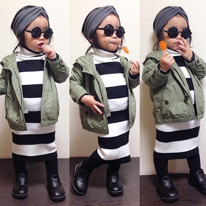 Winter Kinder Kleinkinder Baby Pullover Strickwaren Kleinkind - Kinderkleidung - Foto 1