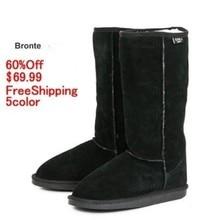 Australia EMYEMU Bronte Hi 100% Wool inner Winter Snow Boots 4colors bronte winter boots women boots snow boots
